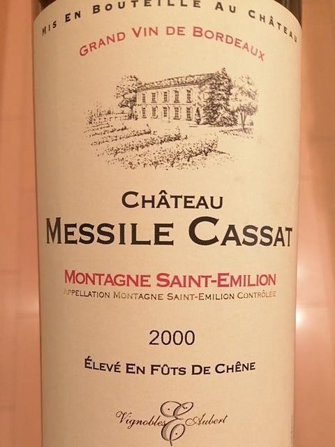 Ch. Messile Cassat