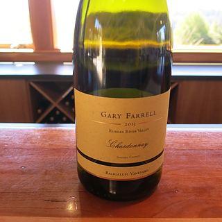 Gary Farrell Bacigalupi Vineyard Chardonnay(ゲアリー・ファレル バチガルピ・ヴィンヤード シャルドネ)
