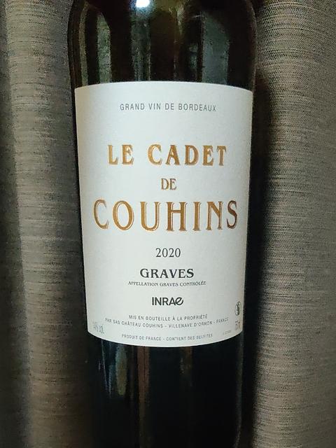 Le Cadet de de Couhins(ル・カデ・ド・クーアン)