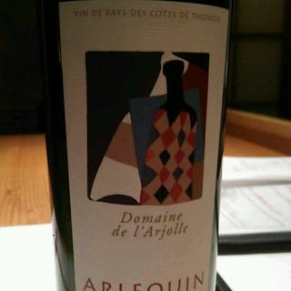 Dom. de l'Arjolle Arlequin Rouge