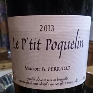 Maison B. Perraud Le P'tit Poquelin