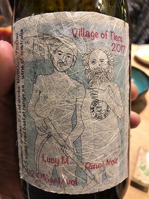 Dom. Lucci Village of Tiers Pinot Noir