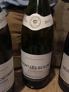 Moillard Grivot Savigny Les Beaune(モアヤール・グリヴォ サヴィニー・レ・ボーヌ)