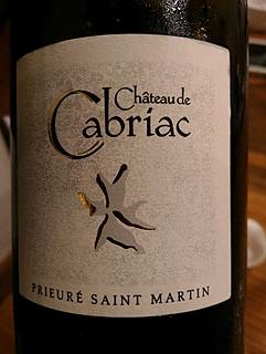 Ch. de Cabriac Prieuré Saint Martin