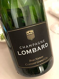 champagne lombard brut nature grand cru le mesnil sur oger