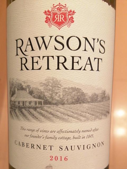 Penfolds Rawson's Retreat Cabernet Sauvignon