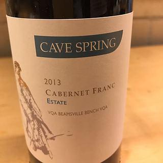 Cave Spring Cabernet Franc Estate