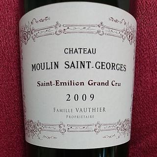 Ch. Moulin Saint Georges