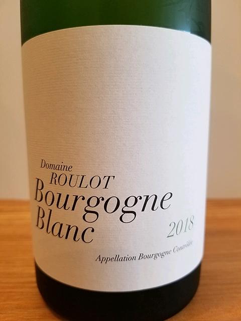 Dom. Roulot Bourgogne Blanc