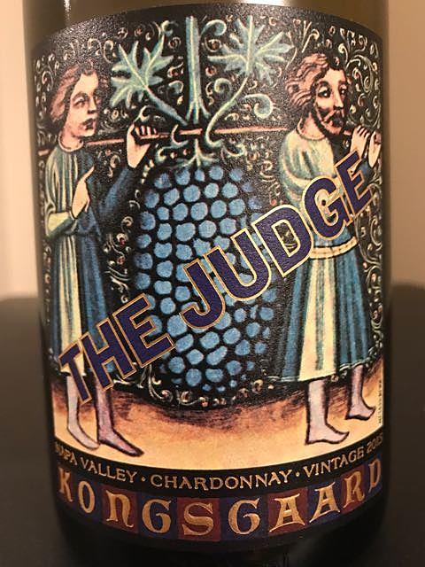Kongsgaard Chardonnay The Judge