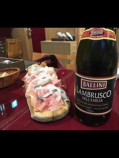 Ballini Lambrusco dell'Emilia(バリーニ ランブルスコ デッレミーリア)