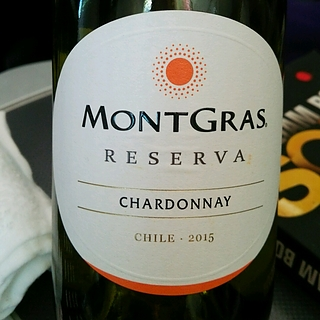 MontGras Reserva Chardonnay