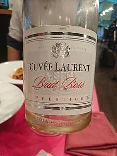 Cuvée Laurent Brut Rosé Prestige(キュヴェ・ローラン ブリュット・ロゼ プレステージ)