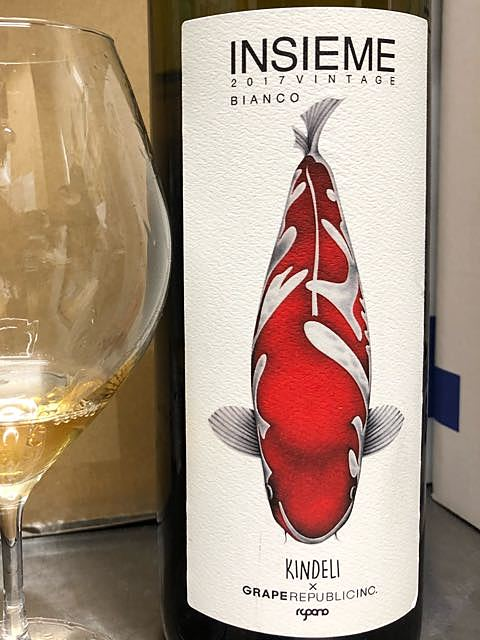 Grape Republic & Kindeli Insieme Bianco