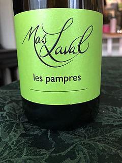 Mas Laval Les Pampres Blanc(マス・ラヴァル レ・パンパース ブラン)