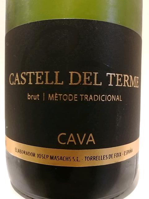 Castell del Terme Cava Brut(カステル・デル・テルム カヴァ ブリュット)