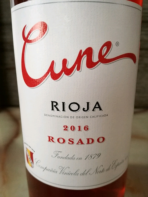 Cune (Cvne) Rosado