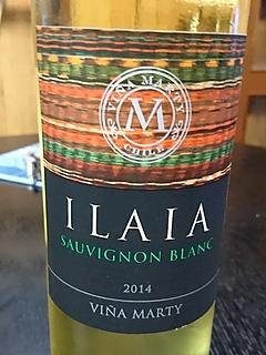 Ilaia Sauvignon Blanc(イライア ソーヴィニョン・ブラン)