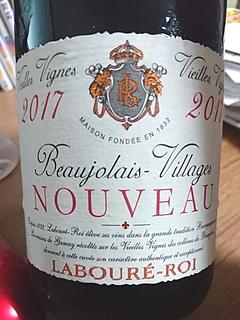 Labouré Roi Beaujolais Villages Nouveau Vieilles Vignes
