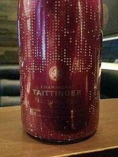 Taittinger Nocturne Sleever Rosé(テタンジェ ノクターン スリーヴァー ロゼ)
