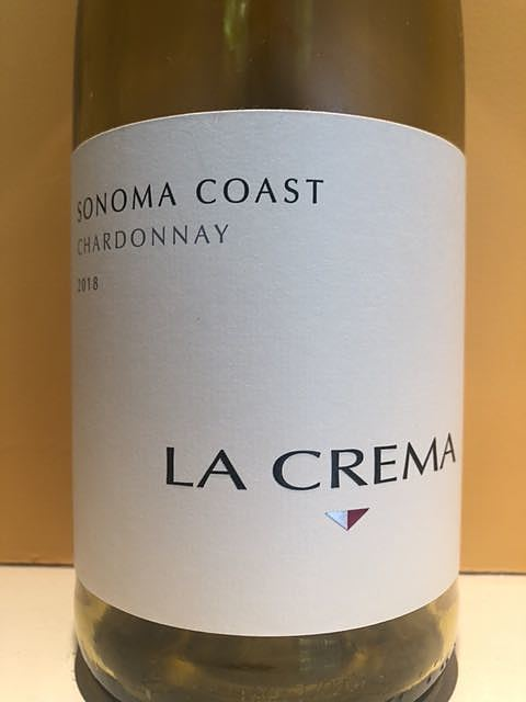 La Crema Sonoma Coast Chardonnay(ラ・クレマ ソノマ・コースト シャルドネ)