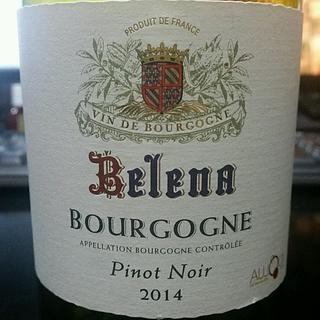 Belena Bourgogne Pinot Noir(ベレナ ブルゴーニュ ピノ・ノワール)