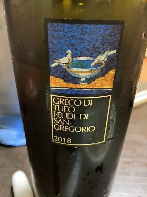 Feudi di San Gregorio Greco di Tufo(フェウディ・ディ・サン・グレゴリオ グレーゴ・ディ・トゥーフォ)