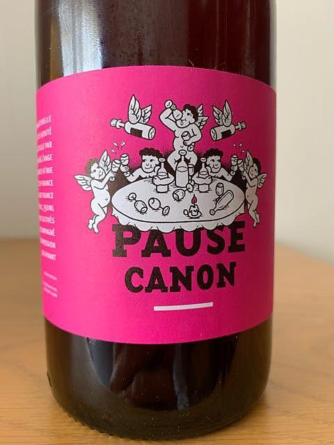 Pause Canon Rosé(ポウズ・カノン ロゼ)
