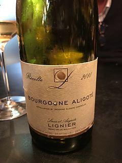 Lucie et Auguste Lignier Bourgogne Aligoté(リュシー・エ・オーギュスト・リニエ ブルゴーニュ アリゴテ)