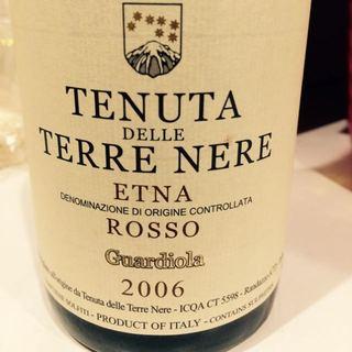 Tenuta delle Terre Nere Etna Rosso Guardiola(テヌータ・デッレ・テッレ・ネレ エトナ・ロッソ グアルディオーラ)