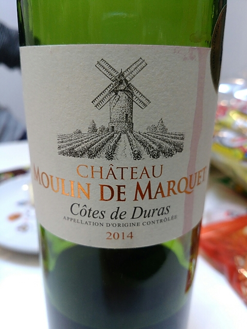 Ch. Moulin de Marquet