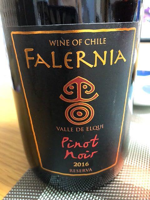 Falernia Pinot Noir Reserva