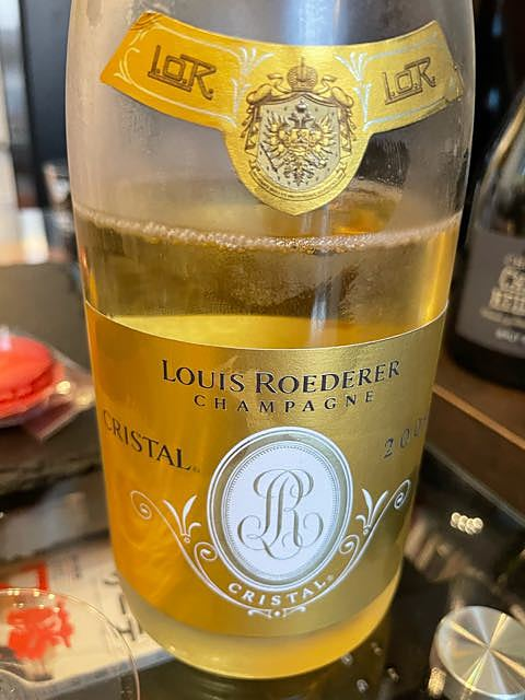 Louis Roederer Cristal Brut(ルイ・ロデレール クリスタル ブリュット)