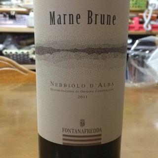 Fontanafredda Marne Brune Nebbiolo d'Alba