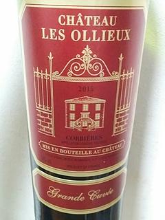 Ch. Les Ollieux Grande Cuvée (Red Label)