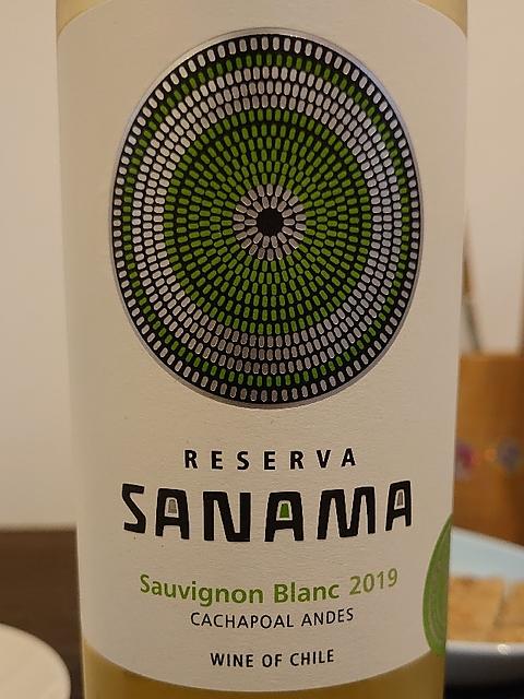 Sanama Reserva Sauvignon Blanc