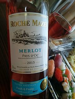 Roche Mazet Merlot Rosé