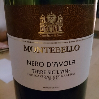 MonteBello Nero d'Avola