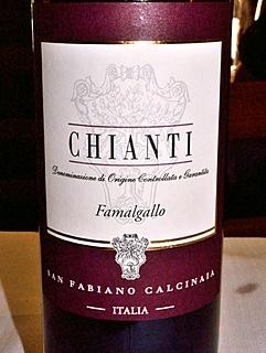 San Fabiano Calcinaia Chianti