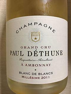 Paul Déthune Blanc de Blanc Millésime