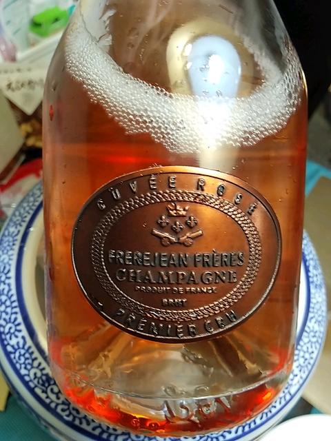 Frerejean Frères Cuvée Rosé(フレールジャン・フレール ロゼ)