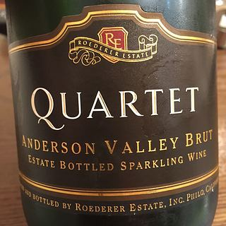 Quartet Anderson Valley Brut