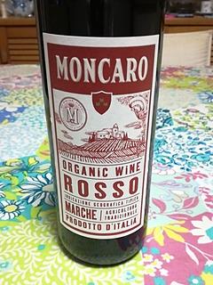 Moncaro Marche Rosso Organic(モンカロ マルケ ロッソ オーガニック)