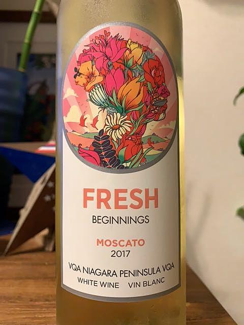 Fresh Beginnings Moscato(フレッシュ ビギニングス モスカート)