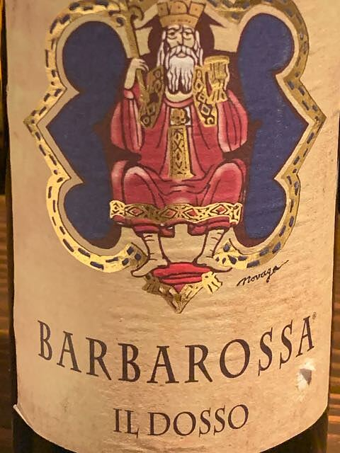 Fattoria Paradiso Barbarossa Il Dosso(ファットリア・パラディーゾ バルバロッサ イル・ドッソ)