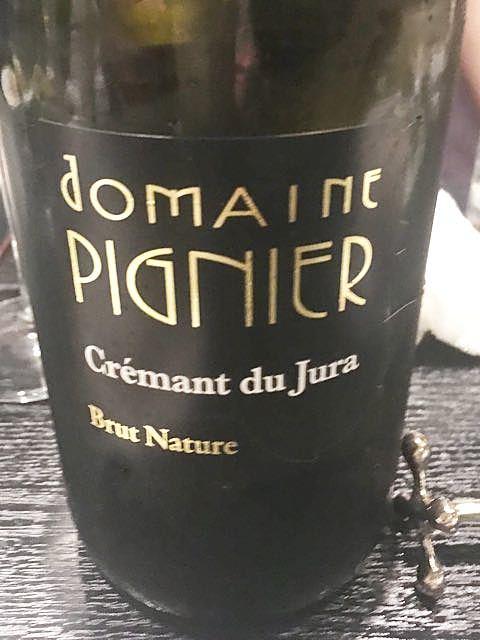 Dom. Pignier Crémant du Jura Brut Nature