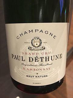 Paul Déthune Brut Nature