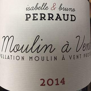 Isabelle & Bruno Perraud Moulin à Vent