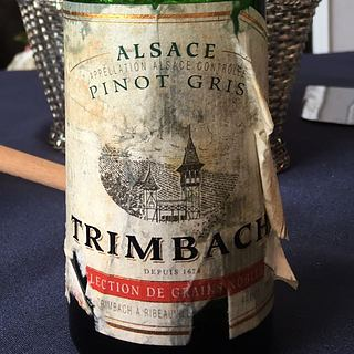 Trimbach Pinot Gris Sélection de Grains Nobles
