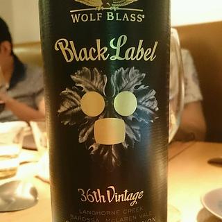 Wolf Blass Black Label Cabernet Sauvignon Shiraz Malbec